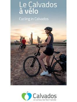 Carte pour découvrir le Calvados à vélo