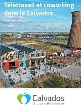 Présentation du télétravail et des espaces de coworking dans le Calvados